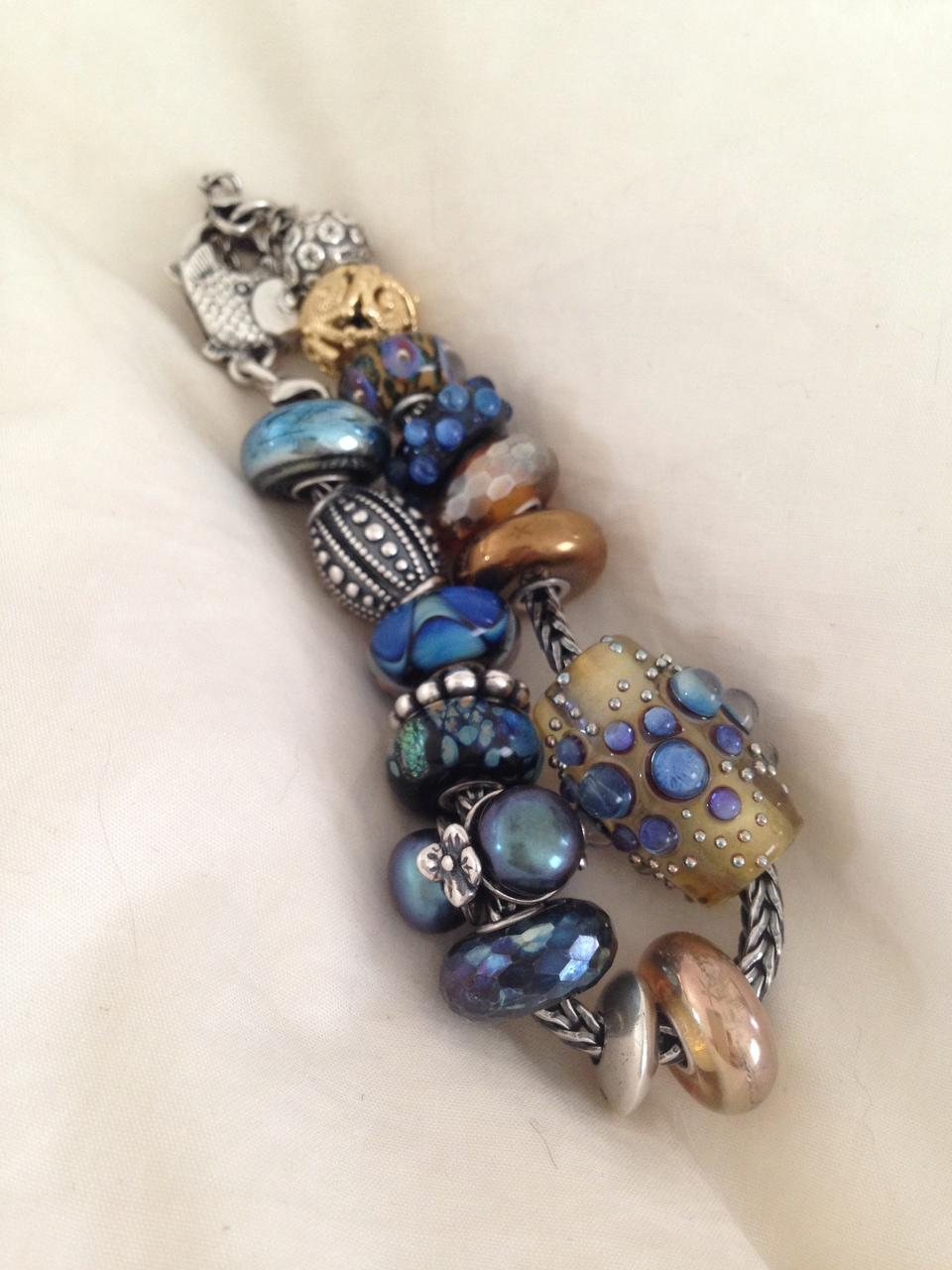 Practice Bracelets Bluegl11
