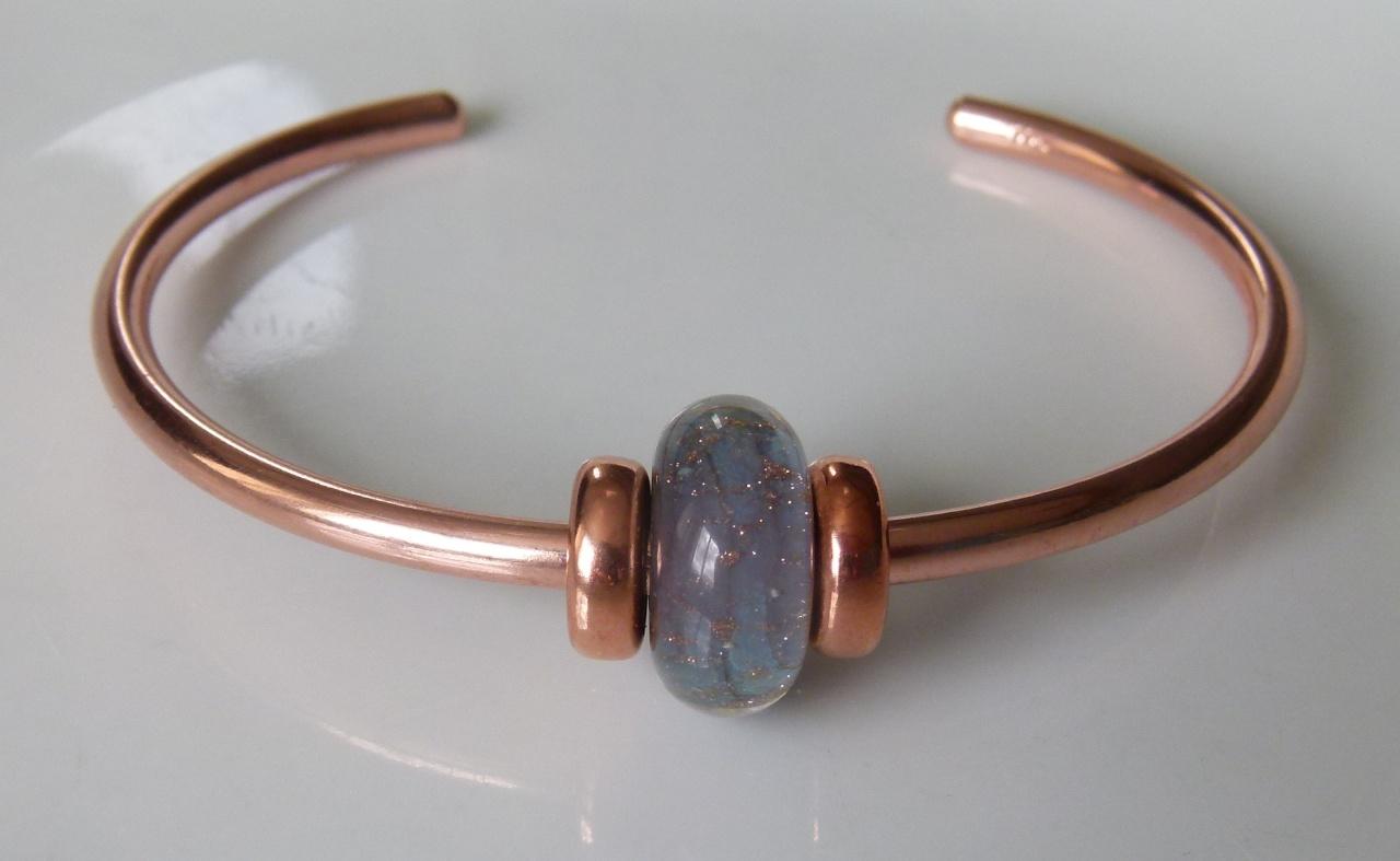 Copper bangle Copper10