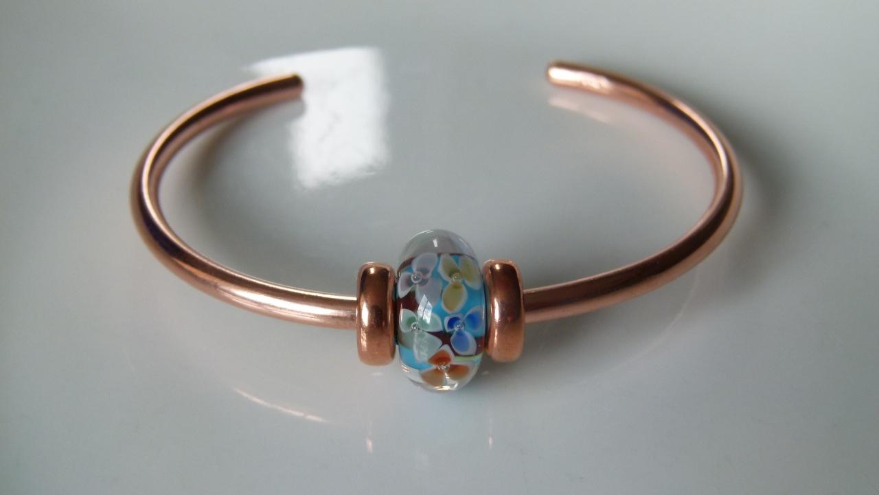 Copper bangle Copper11