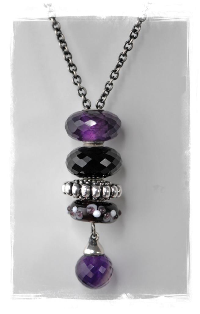 fantasy - Amethyst fantasy necklace Fantas10