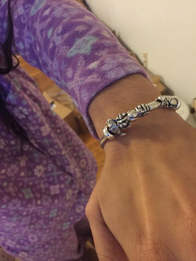 My first bracelets Img_0212