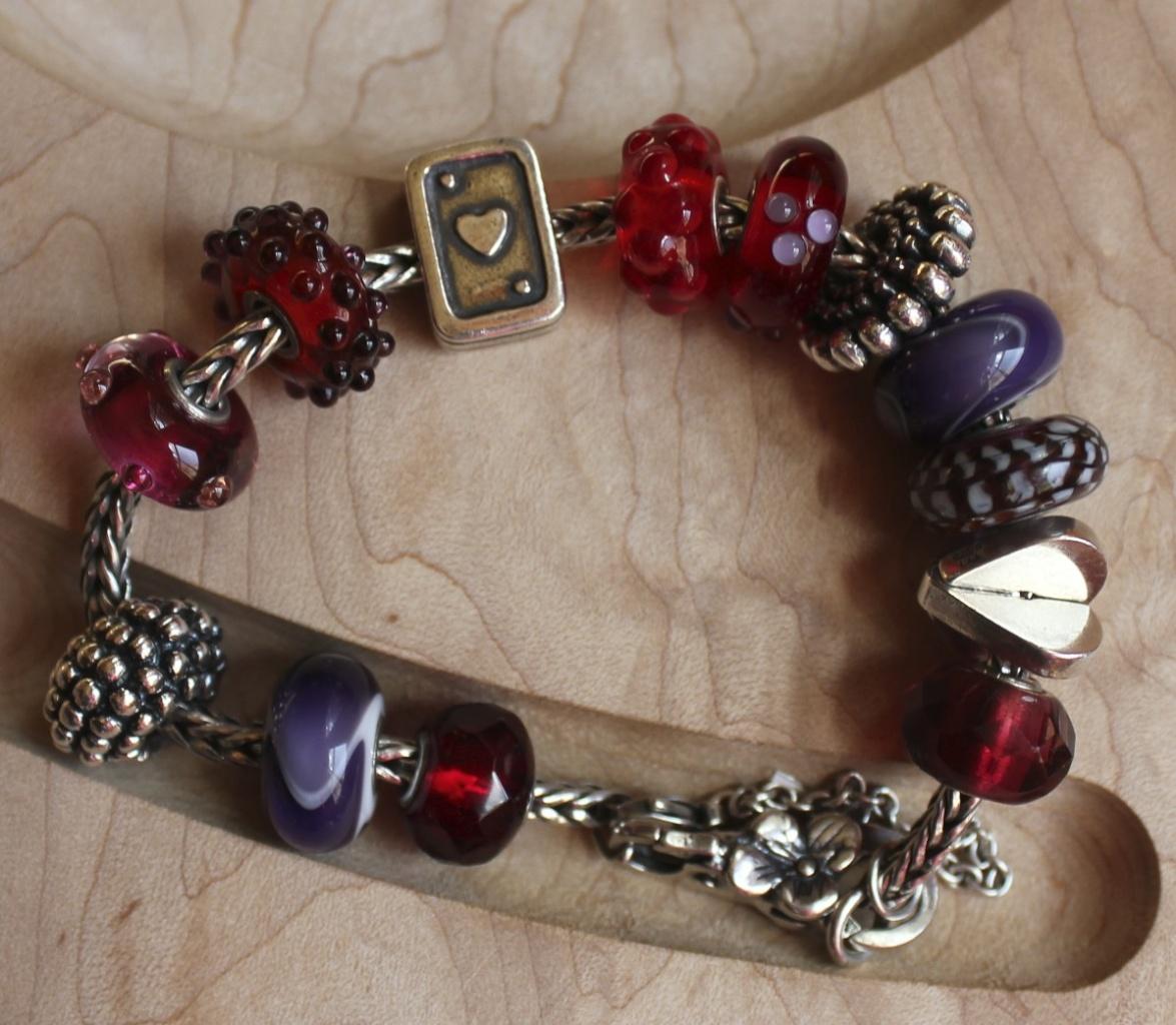Good luck bracelet Img_1853