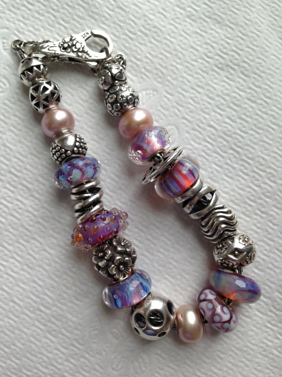 My starter bracelet Paleau11