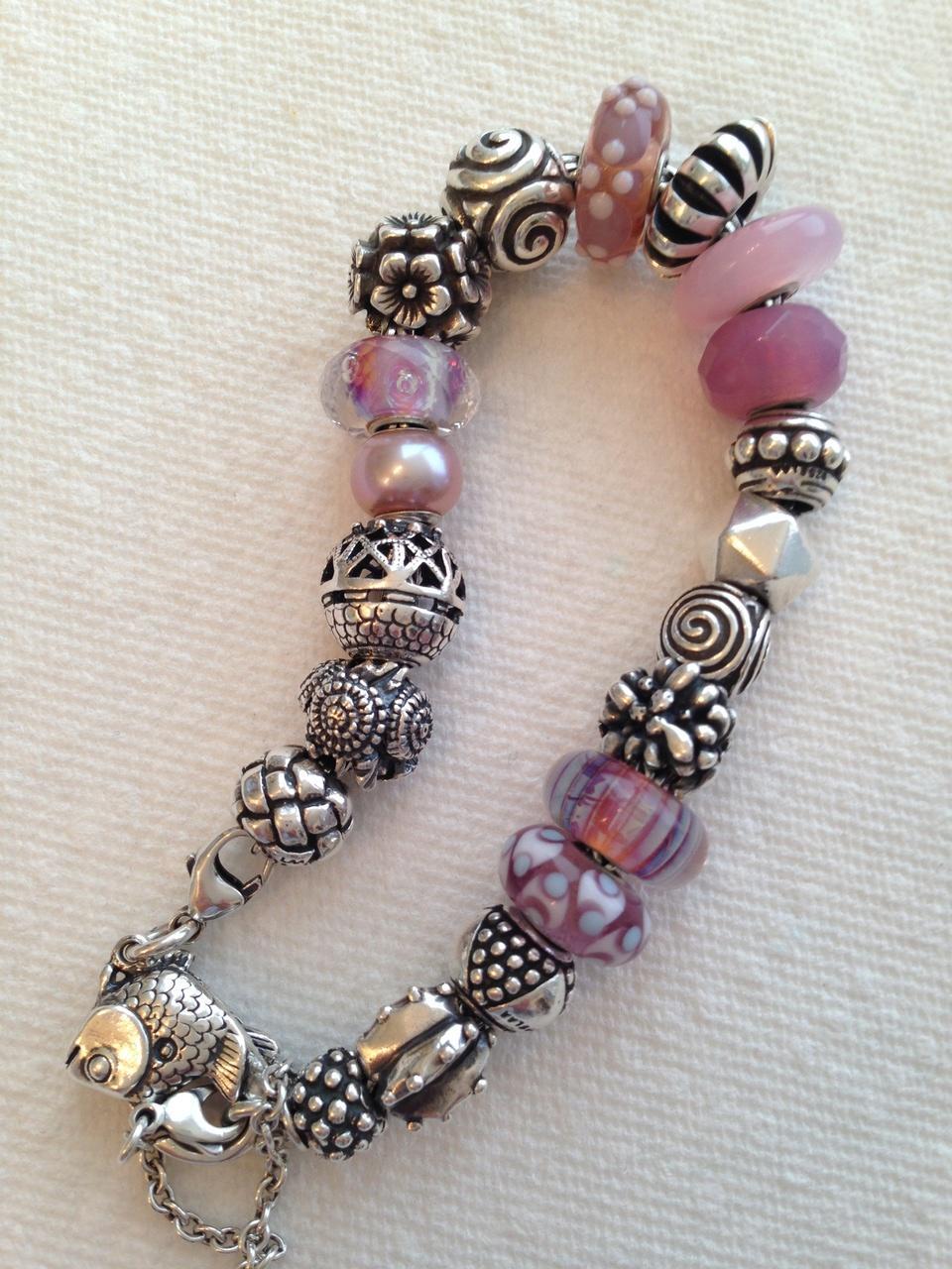 My starter bracelet Paleau13