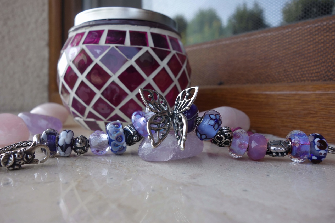 My starter bracelet Schmet14