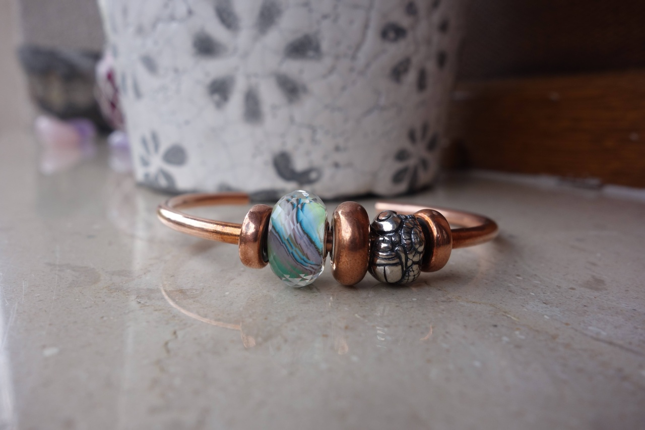 Trollbeads Day Bead goes Copper Tb_cop13